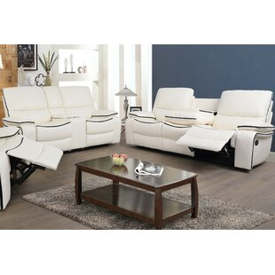 Eile 2 Piece Reclining Living Room Set by Latitude Run