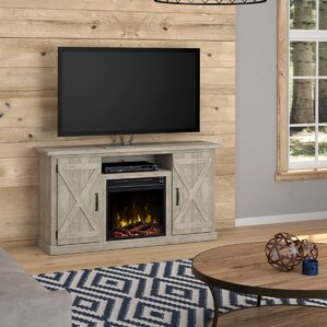 Fireplace TV Stands   Entertainment Centers You ll Love   Wayfair. Tv Stand For Fireplace Mantel. Home Design Ideas