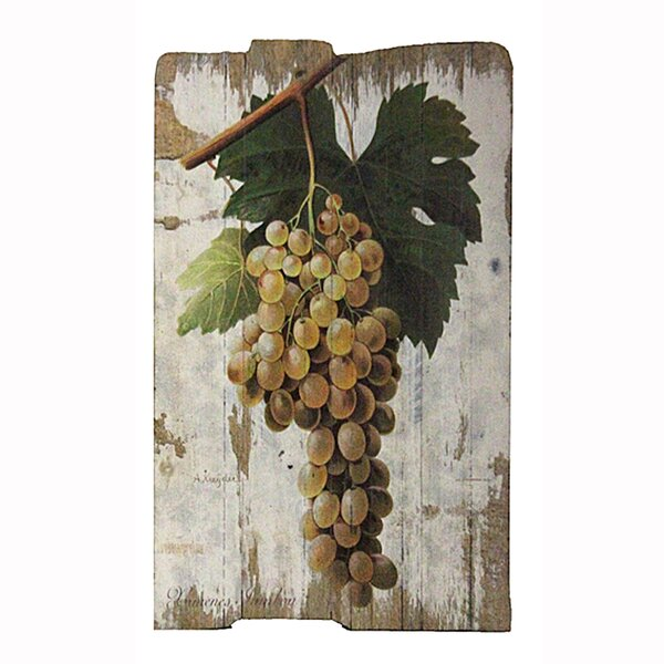 Grapes Wall Decor | Wayfair