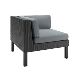 dCOR design Oakland Lounge Chair with Cus..