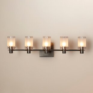 Wade Logan Tseng 5-Light Vanity Light