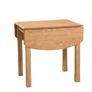 Whipple 36 Drop Leaf Table Millwood Pines