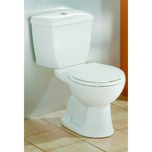 Cheviot Products Dual Flush Elongated Two-Pi..
