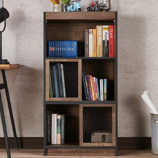 Proctor Standard Bookcase by Williston Forge 2019 Coupon