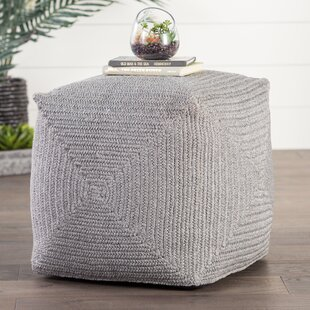 Espana Chadwick Outdoor Ottoman with Cushion