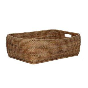 Save  sc 1 st  Wayfair & Wicker Baskets u0026 Rattan Baskets Youu0027ll Love | Wayfair