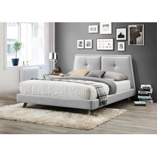 Gaillard Queen Upholstered Platform Bed