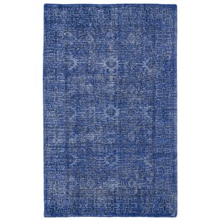 Reviews Anjali Blue Area Rug By Mistana