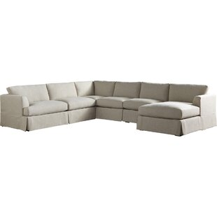 Warner Modular Sectional by AllModern Custom Upholstery