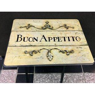 Yaretzi Buon Appetito Tray Table