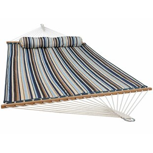 Hadrian Quilted Fabric Tree Hammock