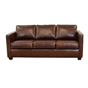 Salisbury Leather Sofa by Westland and Birch Great price