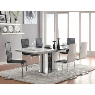 Overkamp 5 Piece Extendable Dining Set