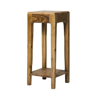 Union Rustic Plant Stands Telephone Tables