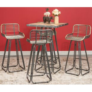 Badino 5 Piece Dining Set