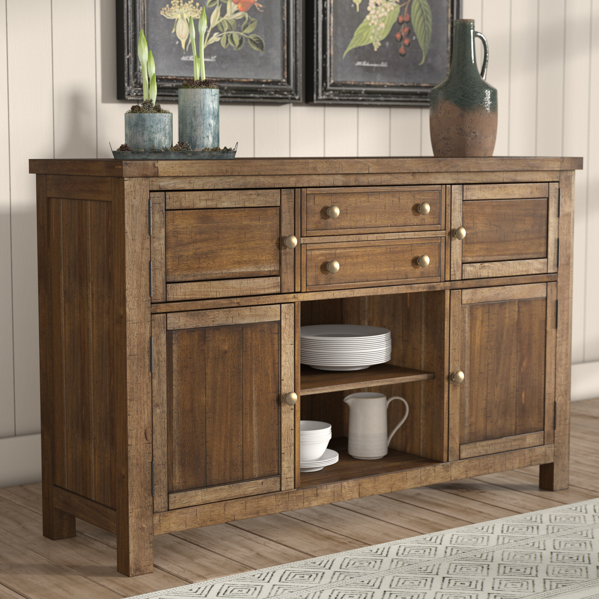 Picture of: Laurel Foundry Modern Farmhouse Sideboards Buffets You Ll Love In 2020 Wayfair