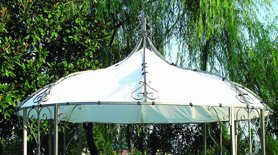 Best Replacement Roof For Burma Gazebo