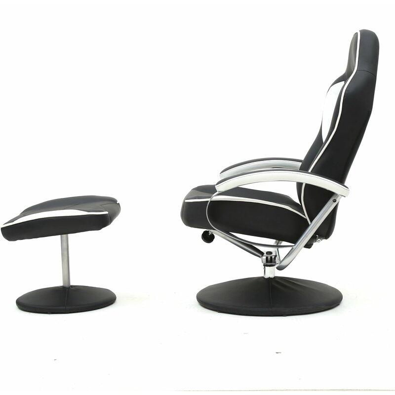 360° Swivel Rocker Game Chair