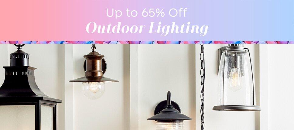 Outdoor lighting joss main outdoor lighting sale mozeypictures Gallery