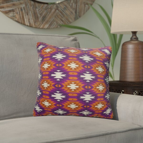 Bloomsbury Market Bentley Accent Cotton Geometric Throw Pillow Wayfair