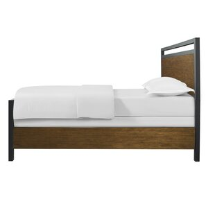 Langston Panel Bed by Crosley