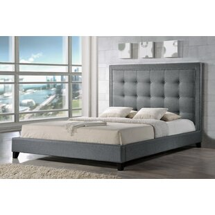 Top Reviews Tasha Upholstered Platform Bed by Latitude Run Reviews (2019) & Buyer's Guide