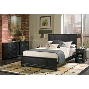 Three Posts Cusick Queen Panel Configurable Bedroom Set