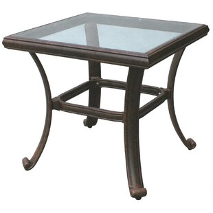 Mentone Side Table by Darby Home Co 2019 Sale