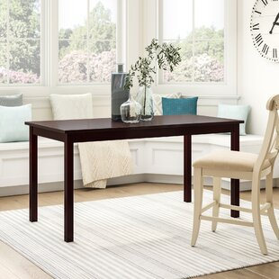 Woodville Dining Table Winston Porter