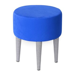 Pastel Dressing Table Stool By Happy Barok