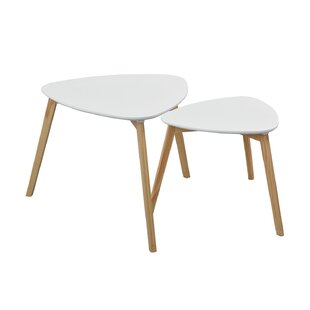 Aine 2 Piece Coffee Table Set By Isabelline