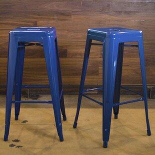 Racheal 30 Bar Stool (Set of 2) Trent Austin Design