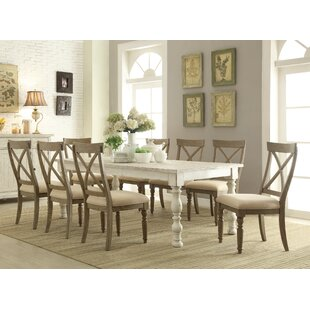 Mckenzie 9 Piece Extendable Dining Set August Grove