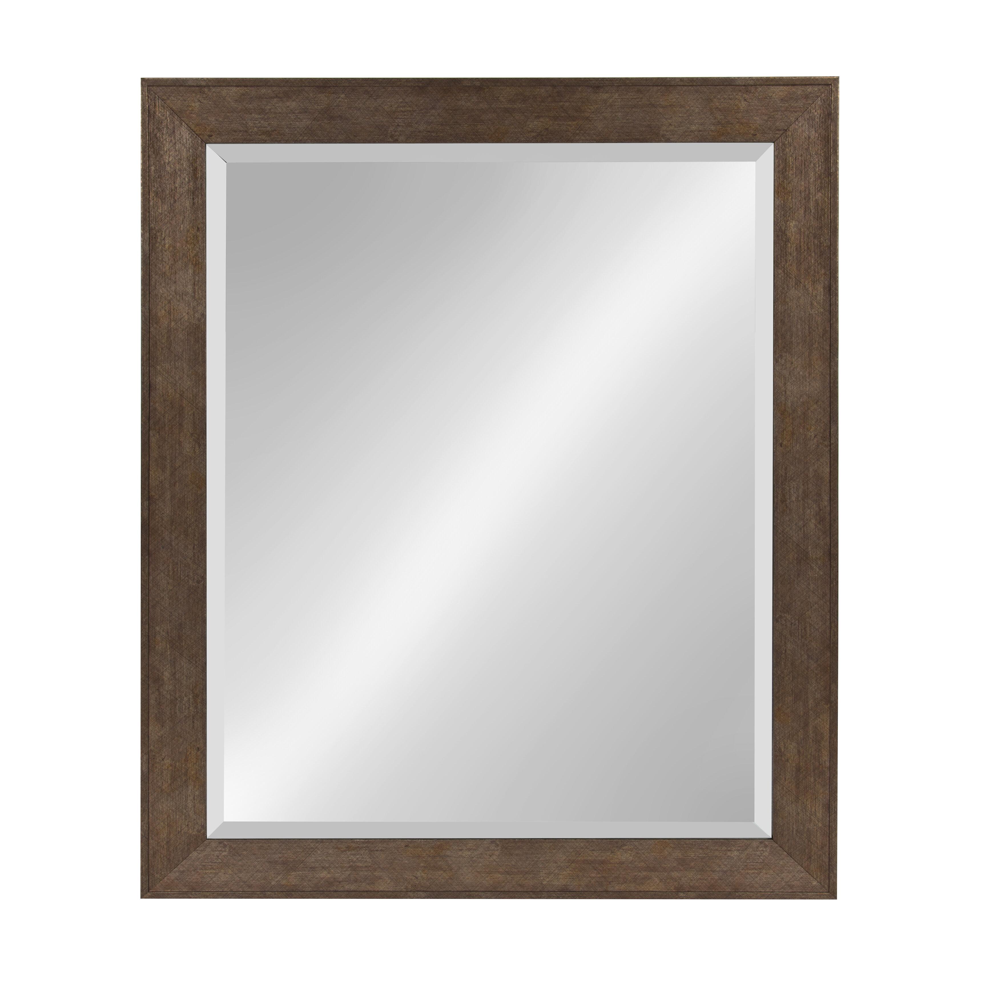 Gracie Oaks Yonker Beveled Accent Mirror Wayfair