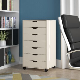Riley 7 Vertical Filing Cabinet