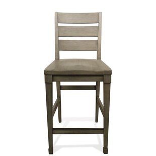 Malt 24.75 Bar Stool (Set of 2) Three Posts