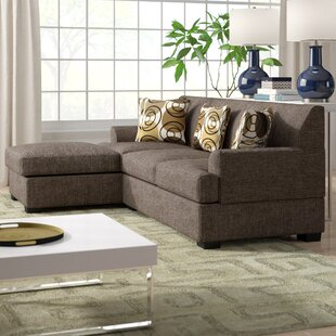 Whitman Reversible Sectional by Ebern Designs Today Sale Only