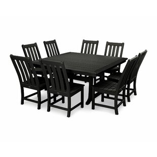 Vineyard 9 Piece Dining Set by POLYWOOD?