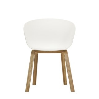 Weiss Solid Wood Dining Chair by Corrigan Studio SKU:AC753068 Information