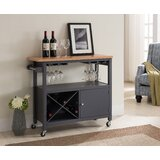 Spiegel Kitchen Cart by Charlton Home®