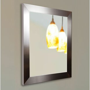 Best Reviews Petite Wall Mirror By Latitude Run