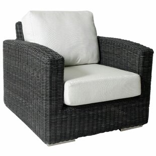 E9-Halo Peninsula Club Patio Chair with C..