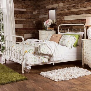 Retha Twin Panel Bed