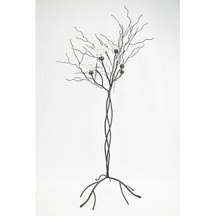 Wire Tree Metal Candelabra