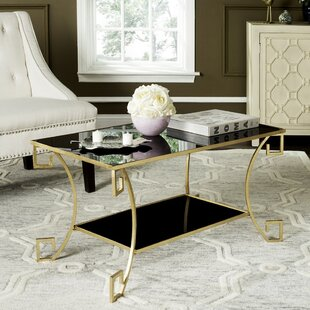 Price Check Yasmeen Woodsetter Coffee Table by Willa Arlo Interiors Reviews (2019) & Buyer's Guide