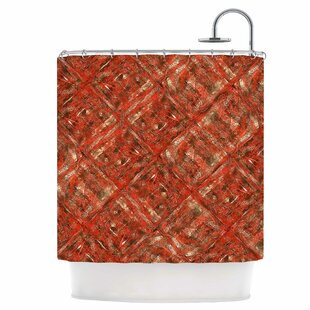Malica Single Shower Curtain