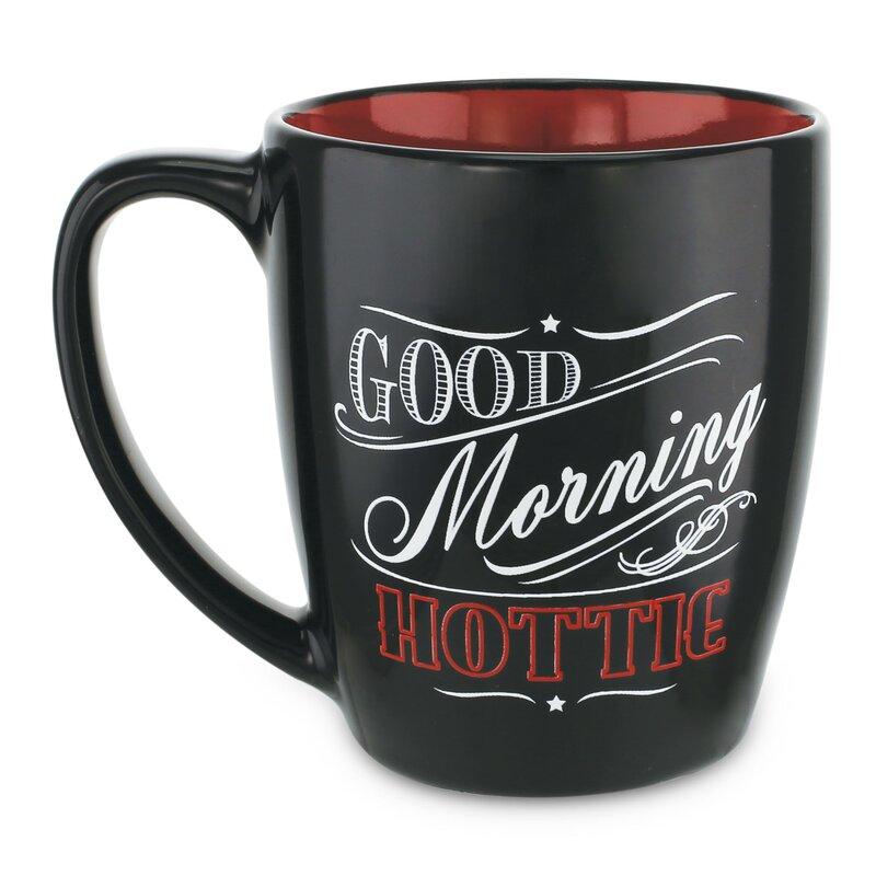 Kovot Good Morning Hottie Coffee Mug Wayfairca