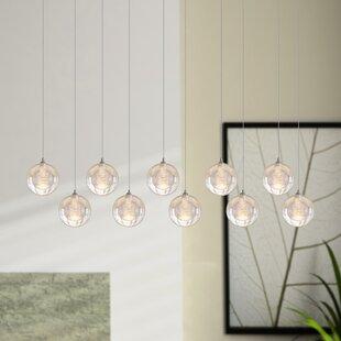 Orren Ellis Riverdale 10-Light LED Kitche..