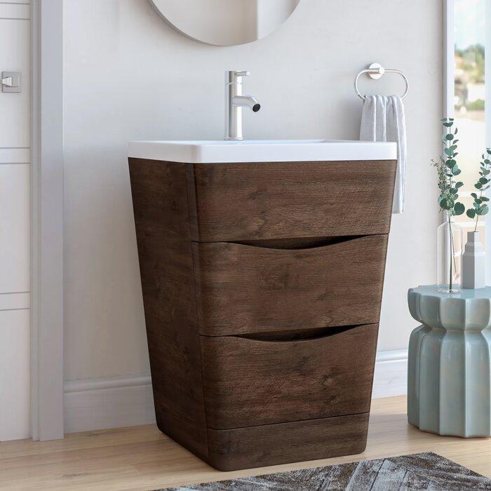 Sangiacomo 25 Single Bathroom Vanity Set