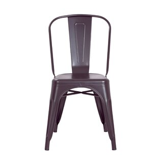Badgett Modern Dining Chair (Set of 2) Williston Forge